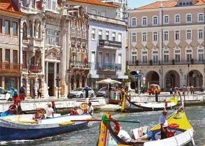 Day tour Coimbra Aveiro