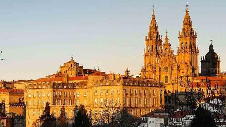 Day tour Santiago de Compostela