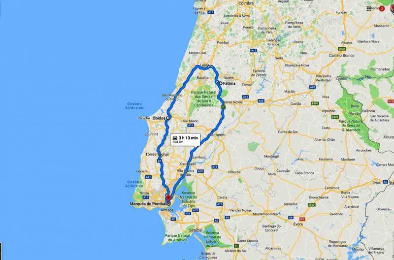 Excursión a Fatima y Óbidos – 8h