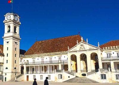 Excursión a Tomar, Convento de Cristo (Templarios) y Coímbra – 8h
