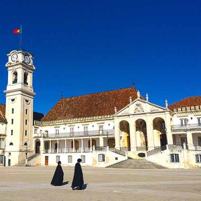 Full day tour Porto Coimbra