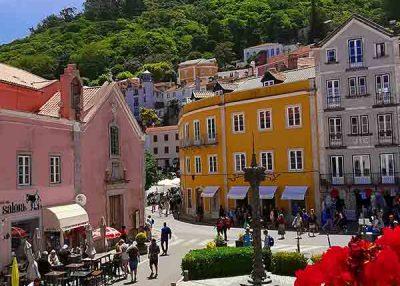 Full day tour Sintra Cascais and Estoril coast
