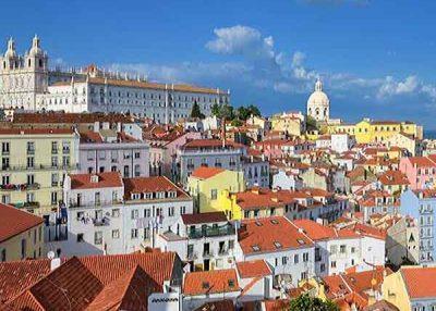 Half day tour of Lisbon