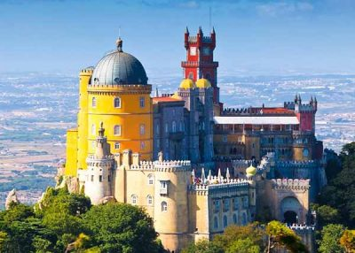 Half day tour of Sintra