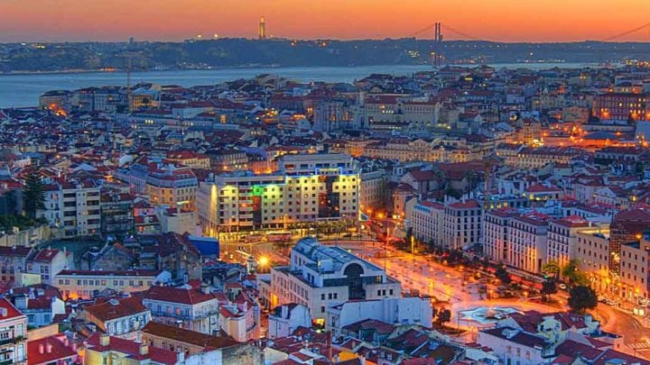 Night Tour of Lisbon