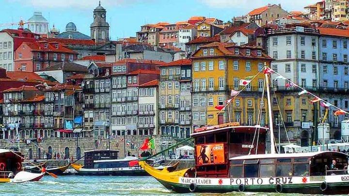 Paseo por Oporto – 4h