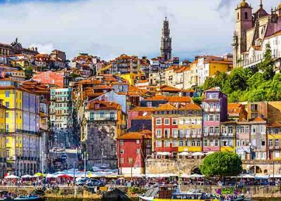 Paseo por Oporto y Santiago de Compostela – 12h
