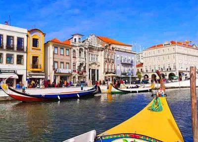 Passeio Aveiro e Coimbra