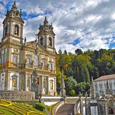 Passeio Braga e Guimarães