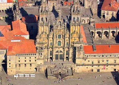 Passeio Porto Santiago de Compostela