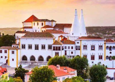 Passeio Sintra Cascais Estoril