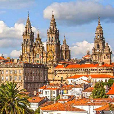 Porto Santiago de Compostela trip