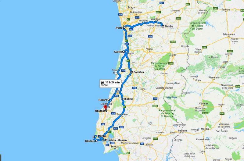 Portugal en 6 días