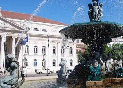 Tour a pé e de bonde em Lisboa