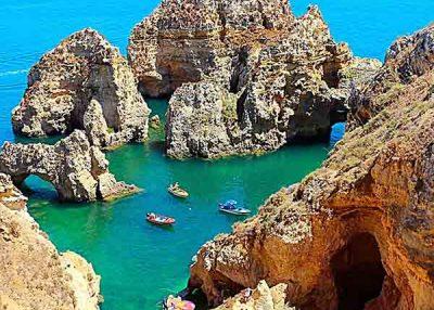 Tour Algarve Praia da Rocha Lagos Sagres