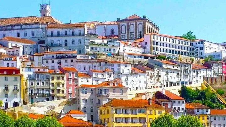 Tour Coimbra e Porto