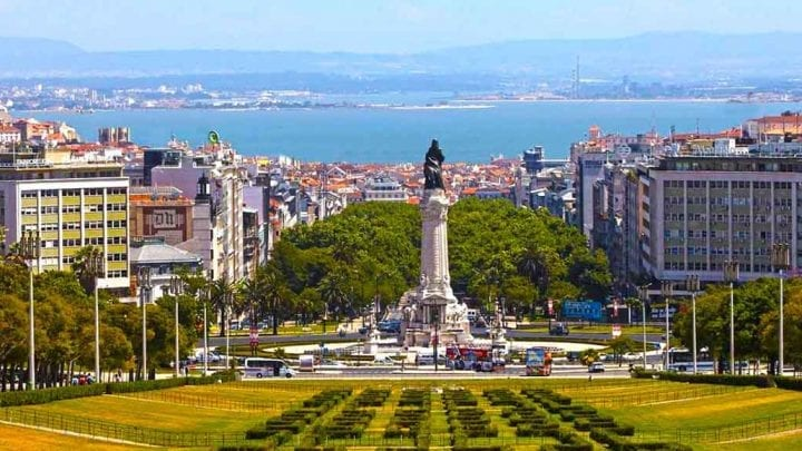Tour de Lisboa 4h