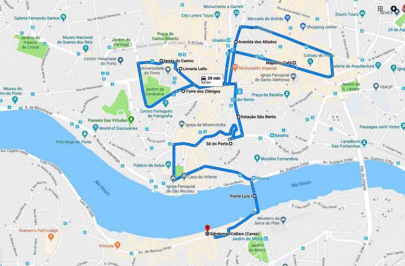Tour Porto