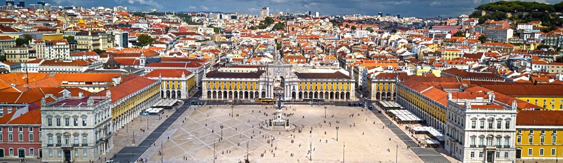 Lisboa a cidade europeia com maior reserva turística
